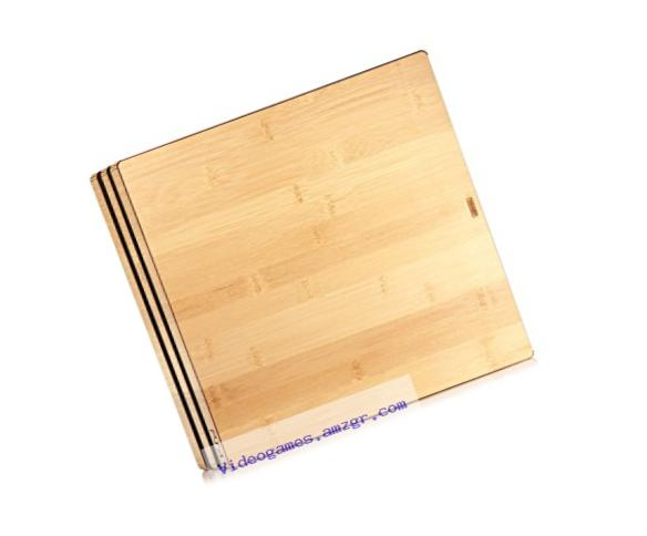 Toast Real Wood Cover for PlayStation 4 Pro - Bamboo