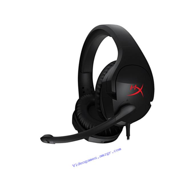 HyperX Cloud Stinger Gaming Headset for PC, Xbox One??, PS4, Wii U (HX-HSCS-BK/NA)